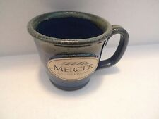 Sunset Hill Stoneware-Mercer Milling Co. Mug/Cup-Handcrafted  In USA