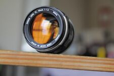Canon FL 55mm F1.1.2 Lens for canon FD mount or FL mount