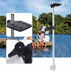 Universal Portable Transducer Fish Finder Mount Bracket Aluminum Alloy US