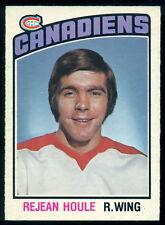 1976-77 OPC O PEE CHEE #360 REJAN HOULE NM MONTREAL CANADIENS HOCKEY CARD