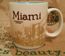 Starbucks City Mug/Tasse/Becher MIAMI/Florida, Global Icon, NEU & unbenutzt!!