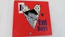 Carte Blanche- Me to You Teddy- Graduation Photo Album Book- 'I Heart Uni Days'