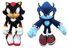 Brand New! GE Sonic The Hedgehog Plush Doll Set -  Shadow/Werehog