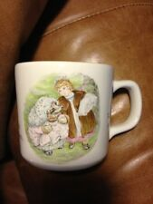 Wedgewood Wedge Wood Mrs Tiggy Winkle CHINA Beatrix Potter Child Cup Mug Retired