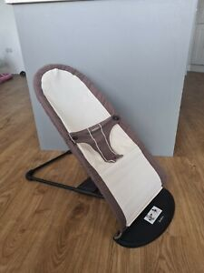 Baby bjorn bouncer cream and brown