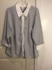 Womens Top J P R separates size 3X
