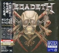 MEGADETH-KILLING IS MY BUSINESS...-JAPAN BLU-SPEC CD2 BONUS TRACK Ltd/Ed F56