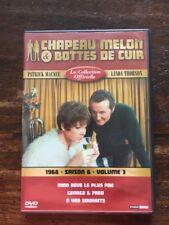 CHAPEAU MELON ET BOTTES DE CUIR - 1968 - SAISON 6 - VOLUME 3