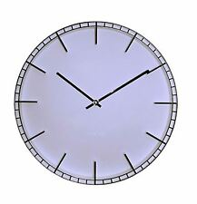 XL Horloge Murale Montre Mit 12 Indicateur D'Heure Analogue Alimenté par Pile