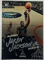 Jaren Jackson Jr 2018-19 Panini Chronicles Luminance Rookie Card HOT RC 🔥