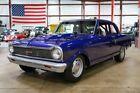 1965 Chevrolet Nova II 1965 Chevrolet Nova II 34010 Miles Blue Coupe 400ci V8 Automatic