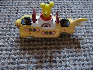 The Beatles Yellow Submarine Corgi die cast toy 1960's