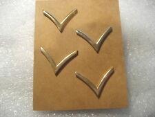 Rank Pins US Army PVT E-2 lot of 4 pins
