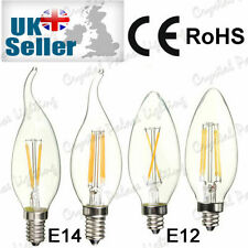 Unbranded Candle 2W LED Light Bulbs