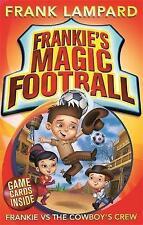 FRANKIE'S MAGIC FOOTBALL / FRANK LAMPARD 9780349001593