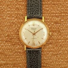 Men's Vintage 17j Timor Watch with Incabloc - cleaned, oiled and regulated