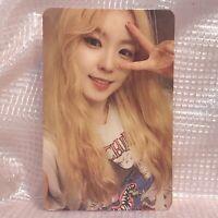 Irene Official Photocard Red Velvet 1st mini album Ice Cream Cake kpop