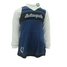 Indianapolis Colts Official NFL Youth Kids Girls Size 2-Piece Cheerleader Outfit