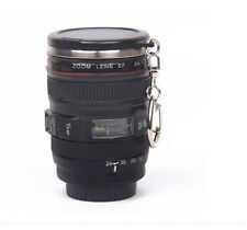 Camera Lens Cup Stainless Steel Thermos Coffee Cup Travel Mug