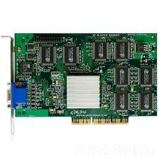 3Dfx AGP Classic: Creative 3D Blaster BANSHEE CT6750 - 3Dfx Voodoo Banshee, 16MB