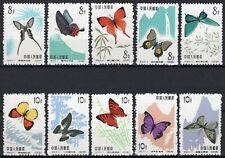 #421 - Cina - Farfalle, 1963 - Nuovi (** MNH)