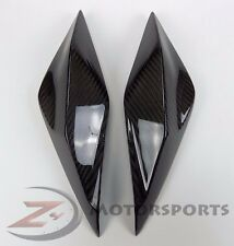 2014-2016 KTM 1290 Super Duke Upper Front Nose Side Headlight Panel Carbon Fiber