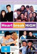 Heartbreak High : Series 2 (DVD, 2012, 8-Disc Set) - Region Free