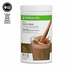 Herbalife Formula 1 Dutch Chocolate Healthy Meal Replacement Shake . exp 2021