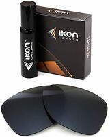Polarized IKON Replacement Lenses For Ray Ban Boyfriend RB4147 60MM Black