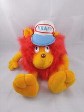 "Animal Fair Kraft Plush Creature ""Merch Madness"" 12"" Korea"