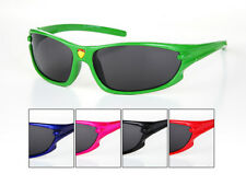 *VIPER*  Kinder Sonnenbrille Sportbrille - 100% UV Schutz + Sonnenbrillenbeutel