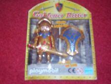 Playmobil: Golden Knight Crusader a Estrenar en Paquete de Blister