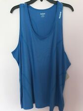 Reebok Plus Size  Womens Athletic Wear Active Clothes  Size 2x Blue NWT