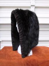 HAPPY HOLIDAYS SALE Genuine Beaver Fur Hood Hat Detachable Handmade USA Unisex