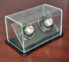 Cardinals World Series Replica Ring DISPLAY CASE ONLY for 2006 & 2011 Rings