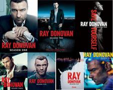 Ray Donovan: Complete Series Collection Seasons 1-7 (DVD Set, 2019)
