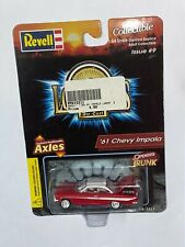 Revell Lowrider 61 Chevy Impala  #9, Red/White Limited Very Rare Amazing