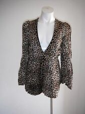 Animal Print Dry-clean Only Jumpsuits, Rompers & Playsuits for Women