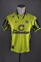 Borussia Dortmund BVB Trikot 1996-97 Gr. Kinder L 152-164 Nike Continentale