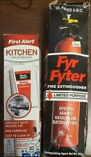 New listing Lot Of 2 Fire Extinguishers *See Description Below*