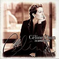 Celine Dion - S'Il Suffisait D'Aimer - Reissue (NEW 2 VINYL LP)
