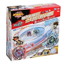 TAKARA TOMY Bayblades Zero-G Start Dash Set
