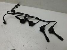 Ferrari 348 TB 3.4L Ignition Coil Cable Lead Set LHS J129