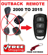 SUBARU OUTBACK REMOTE CONTROL KEYLESS ENTRY FOB 2000 TO 2015 2005 2009 2011
