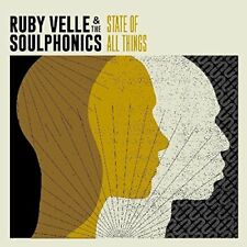 Ruby Velle and The Soulphonics - State Of All Things [CD]