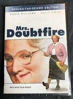 Mrs. Doubtfire DVD, 2009, 2-Disc Set, Behind the Seams Edition Movie Cash