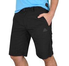 Adidas HT Hike Shorts Herren Wanderhose Outdoor Cargo Hose Bermuda Pant schwarz