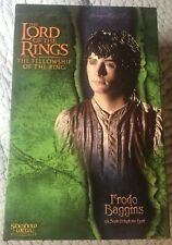 Sideshow Weta Frodo Baggins Bust Lord of the Rings Lotr Fellowship Fotr Mib New