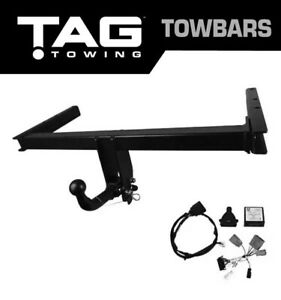 TAG Euro Towbar to suit Citroen DS5 (2012 - 2015) Towing Capacity: 1500kg