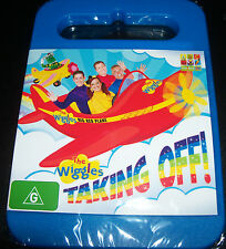 The Wiggles Taking Off (Aust Region 4) DVD - New Sealed